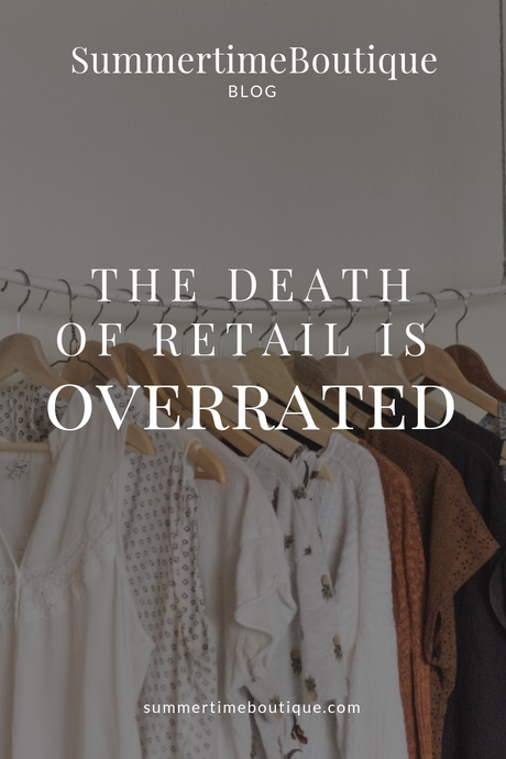 """The Death of Retail is Overrated"""