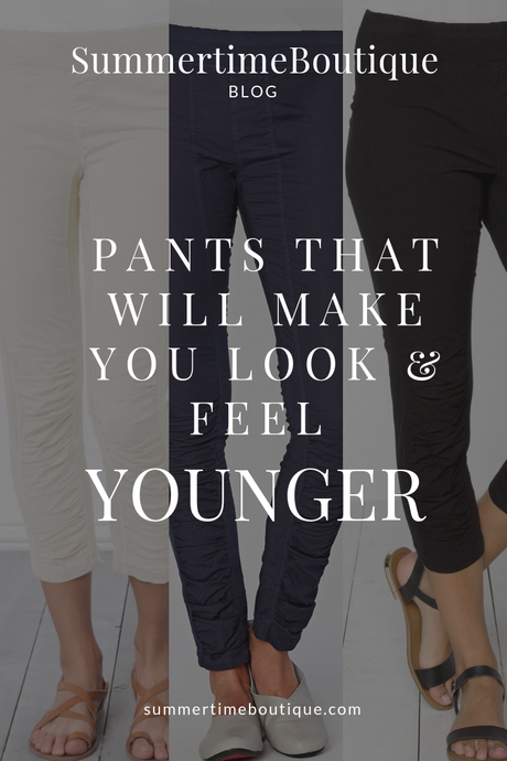 Pants That Will Make You Look & Feel Younger