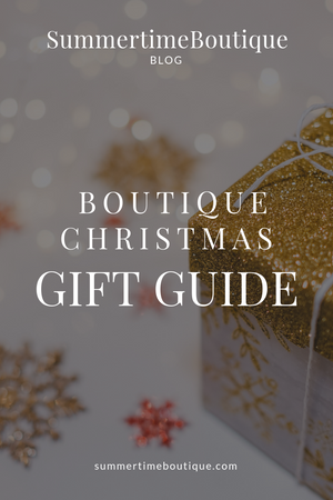 Boutique Christmas Gift Guide