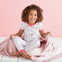Load image into Gallery viewer, Mermaid Pajama Set - Summertime Boutique
