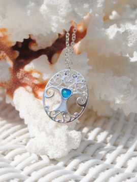 Tree of Life Necklace - Summertime Boutique