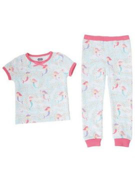 Mermaid Pajama Set - Summertime Boutique