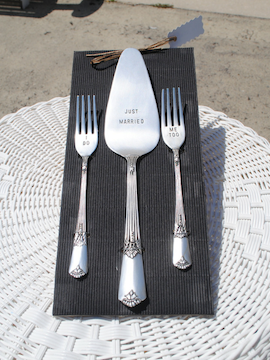 Wedding Cake Serving Set - Summertime Boutique