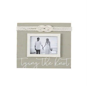 Nautical Wedding Photo Frame
