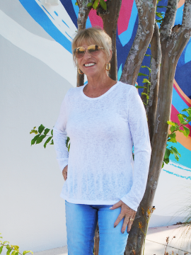 White Long Sleeve - Summertime Boutique