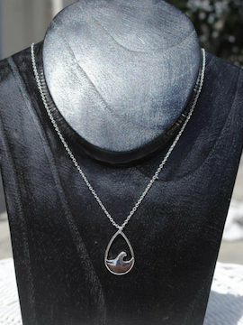 Ocean Swell Necklace - Summertime Boutique