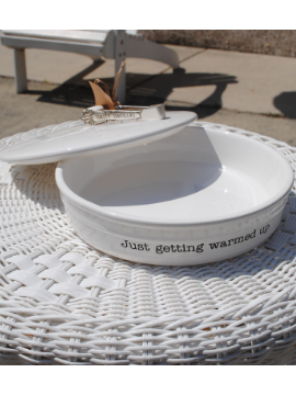 Tortilla Serving Dish - Summertime Boutique