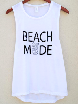 Beach Mode Top - Summertime Boutique