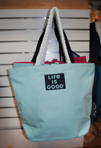 Big Beach Heart Tote - Summertime Boutique