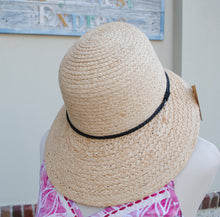 Load image into Gallery viewer, Beach Tan Face Saver Hat - Summertime Boutique