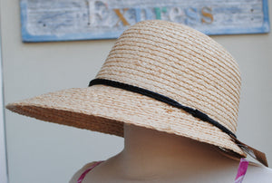 Beach Tan Face Saver Hat - Summertime Boutique