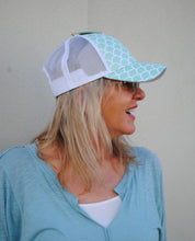 Load image into Gallery viewer, Mermaid Baseball Cap - Summertime Boutique