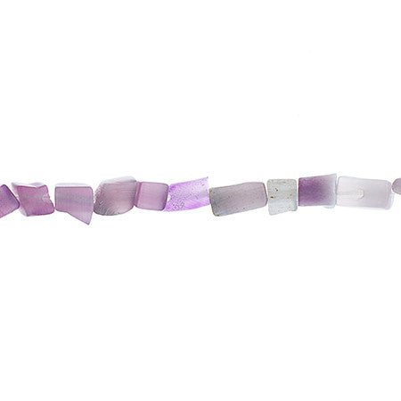 100g Semi-Precious Loose Chips - Pale Amethyst Mix (SP028)