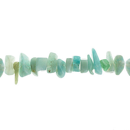 100g Semi-Precious Loose Chips - Malachite Mix (SP056)