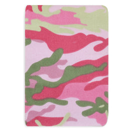 2pcs Iron-on Drill Patches - Army Pink
