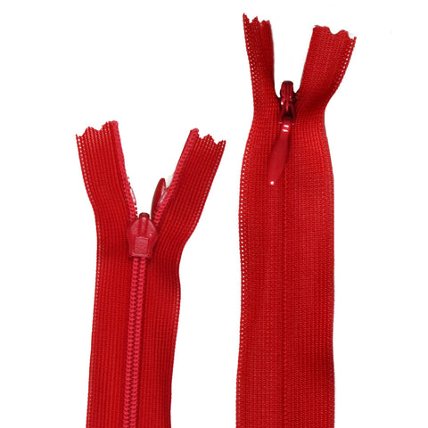 Invisible Zippers - #519 Hot Red