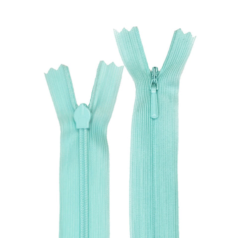 Invisible Zippers - #533 Turquoise