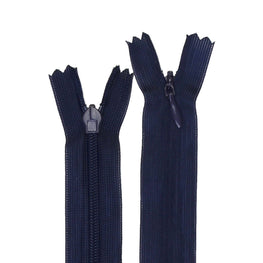 Invisible Zippers - #560 Navy