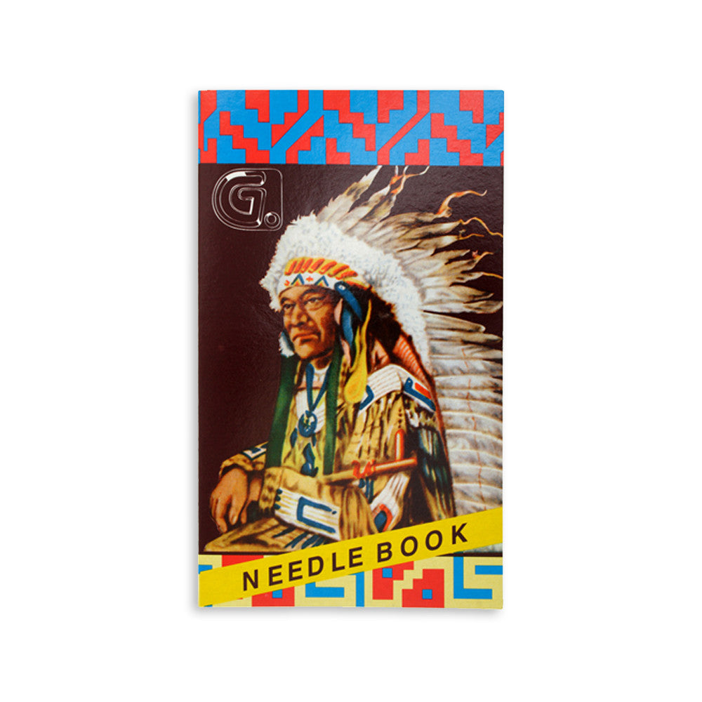 Traditional Native Needle Book Assortment Kit - European Quality