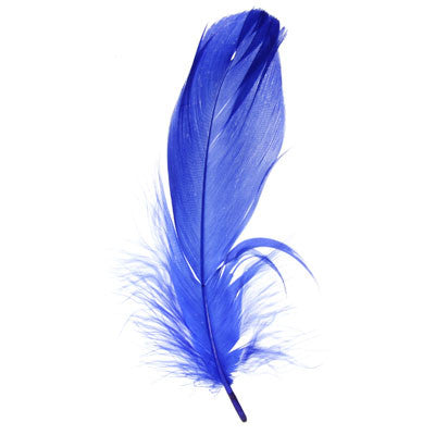 Goose Nagorie Loose Feathers - Royal Blue (6g)
