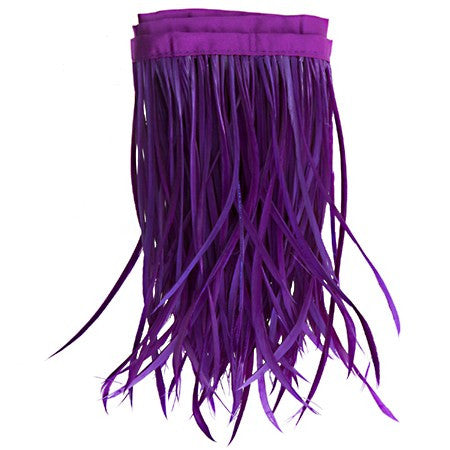 22in Biot Feather Trim - Purple