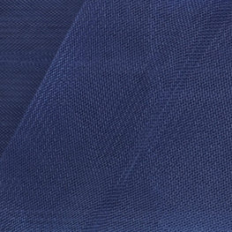 "Crinoline - Crin / Horsehair Braid - Navy Blue (6"")"