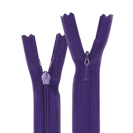 Invisible Zippers - #915 Dark Purple