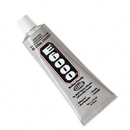 E-6000 Glue Clear 29.5ml (1oz)