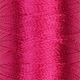 200m Gütermann Dekor Machine Embroidery Rayon Thread - Hot Pink #4004740