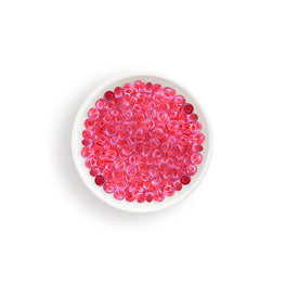 20g Miyuki® Japanese Round Rocailles Glass Seed Beads - Flamingo Luminous Neon Color - 11/0 (#1122)