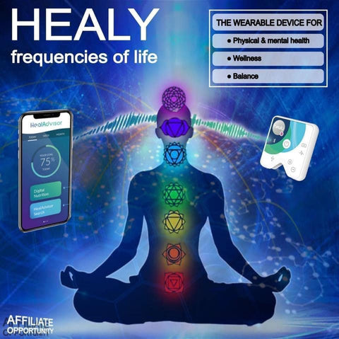 Healy Frequency Medical Device