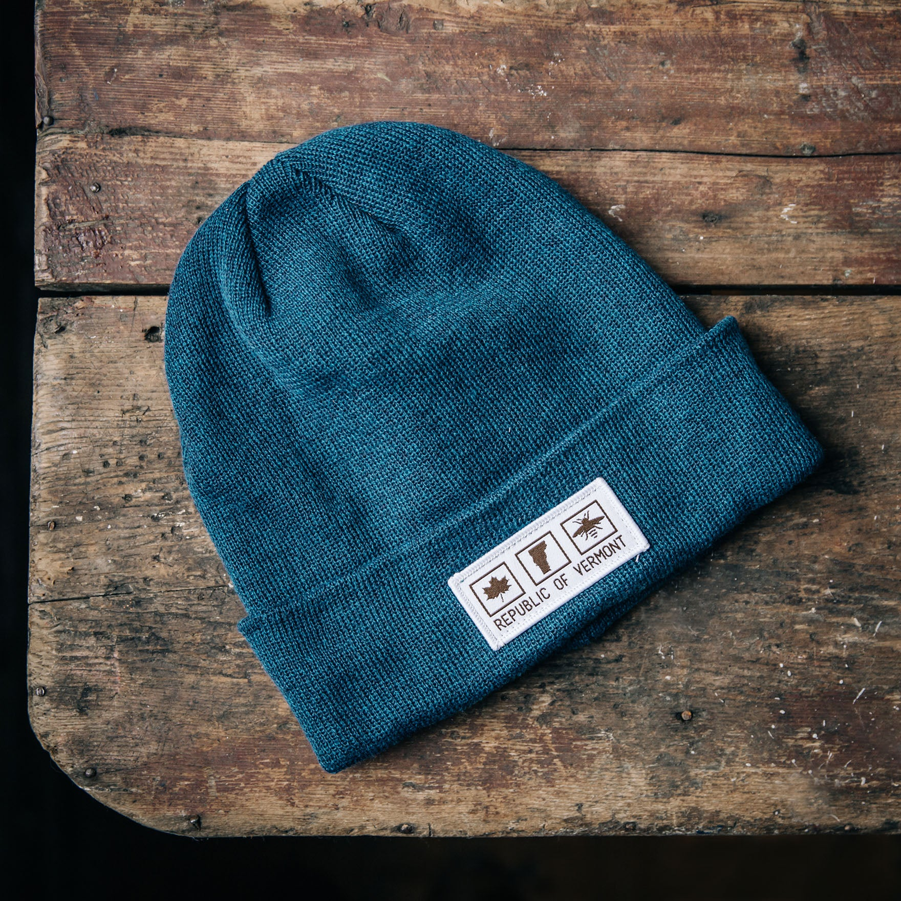 Republic Of Vermont Knit Hat