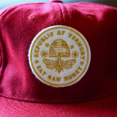 Eat Raw Honey Hat