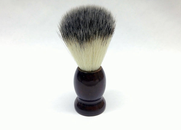 Wood Handle Synthetic Shaving Brush