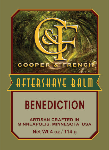 Benediction Aftershave Balm