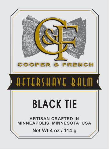 Black Tie Aftershave Balm