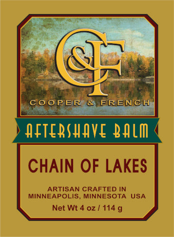 Chain of Lakes Aftershave Balm