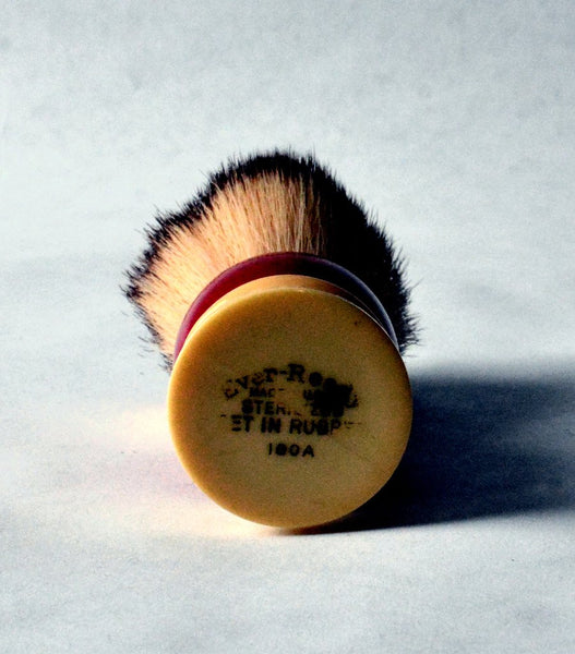 Restored Vintage Ever-Ready 100A Shaving Brush (Synthetic)