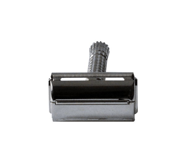 1955 Gillette Super Speed Flair Tip Safety Razor + Free Shaving Soap