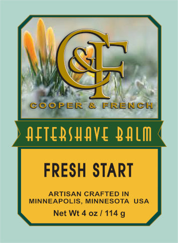 Fresh Start Aftershave Balm
