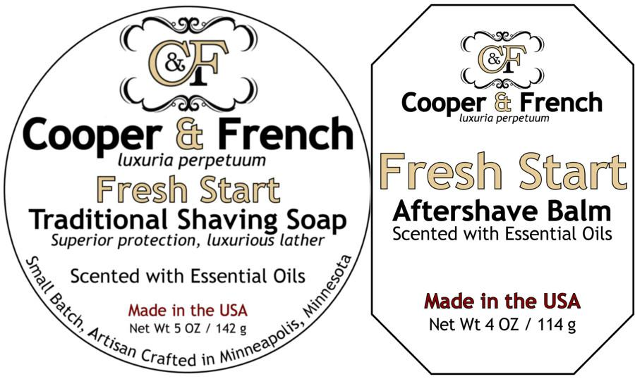 Fresh Start Bundle - Cooper & French