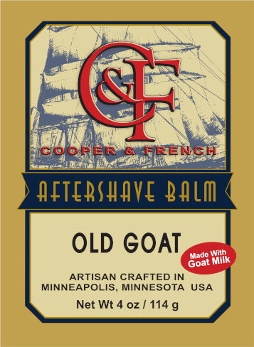 Old Goat Aftershave Balm