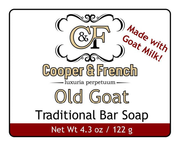 Old Goat Bar Soap