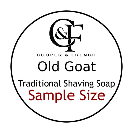 Old Goat Shaving Soap