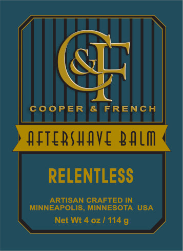 Relentless Aftershave Balm