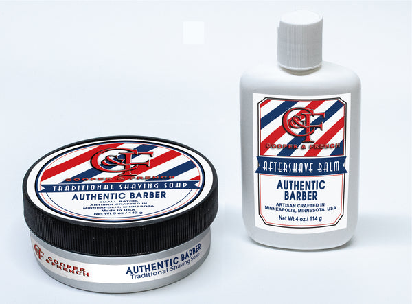 Authentic Barber Bundle