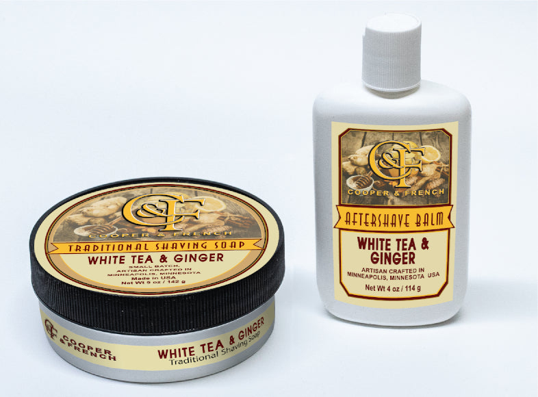 White Tea & Ginger Bundle