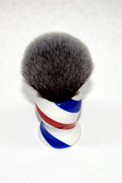 Yaqi Barber Pole Synthetic Shaving Brush 30 mm Knot