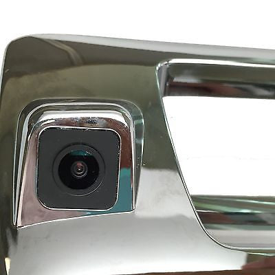 Chevrolet Silverado / GMC Sierra Chrome Tailgate Handle 2007-2013 - Master Tailgaters