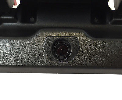 Ford Black Tailgate Backup Camera Handle F150 (2015+) - Master Tailgaters